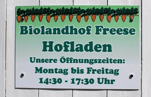 Biolandhof Freese